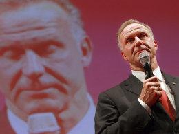 Bayern-Vorstandschef Karl-Heinz Rummenigge