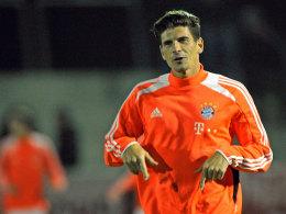 Gomez und Ribery in Valencia dabei
