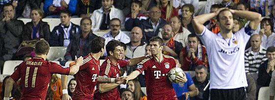 Retter: Thomas Müller sorgte für den wichtigen Punkt.
