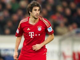 Genesen: Bayerns Javi Martinez hat seine Zehenverletzung auskuriert, kann am Dienstagabend wohl spielen.