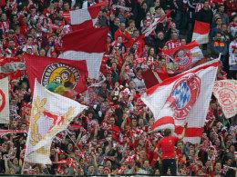 Fans des FC Bayern
