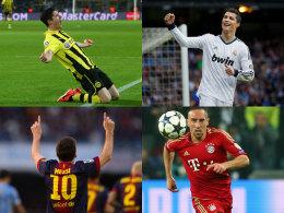 Die Spannung steigt: Wer zieht ins Finale der Champions League ein?