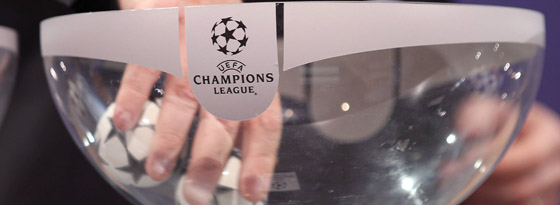 Champions-League-Auslosung