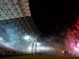 Wird für die EURO 2018 in neue Form gebracht: das Stade Vélodrome in Marseille.