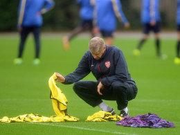 Arsenal-Coach Arsène Wenger