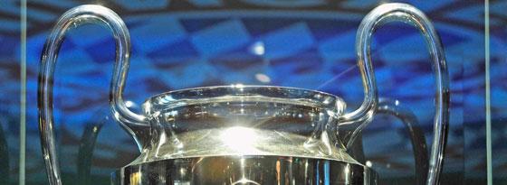Das Streben um diesen Pott bringt Millionen, nicht nur dem FC Bayern: Die Trophäe der Königsklasse.