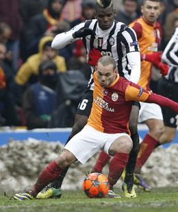 Sneijder - Galatasaray