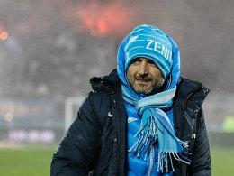 Zenit-Coach Luciano Spalletti