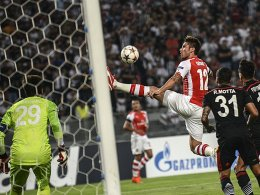 Arsenals Olivier Giroud