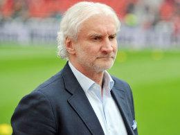 Leverkusens Sportchef Rudi Völler