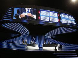 Stimmungsvolles Ambiente: Die Auslosung der CL-Gruppen ging in Monaco über die Bühne.