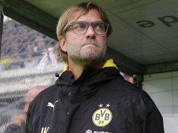 Neuland Anderlecht und Istanbul: BVB-Trainer Jürgen Klopp.