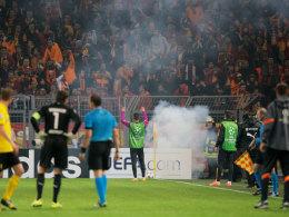 Feuerwerkskörper in Dortmund