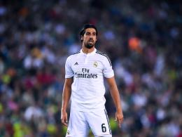 Wartet vergeblich auf Einsatzzeit für Real Madrid: Sami Khedira.