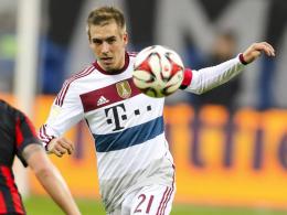 Auf einem guten Weg: Philipp Lahm absolvierte beim FC Bayern wieder erste Laufeinheiten und soll in drei Wochen wieder einsteigen.
