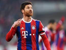 Steht vor seinem 100. Auftritt in der Champions League: Bayern Münchens Xabi Alonso.