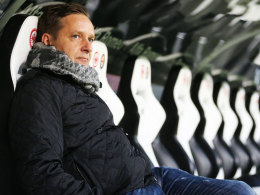 """""""Wir haben in Frankfurt vieles richtig gemacht"""": Schalke-Manager Horst Heldt sieht die jüngste Pleite als kein schlechtes Omen für das Spiel gegen Real Madrid."""