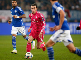 Real Madrid wurde es zu leicht gemacht, so die Meinung der spanischen Medien. Sinnbildlich hat Gareth Bale hier freie Bahn.