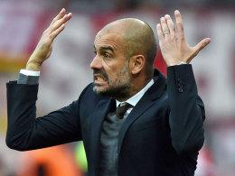 Pep Guardiola: Die R�ckkehr