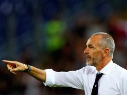 Lazio-Coach Pioli: