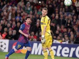 Bayer gegen Messi, R�diger und einen Bayern-Bezwinger