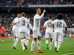 Real knackt Vereinsrekord - Ronaldo unaufhaltsam