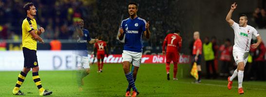 Leverkusen, Chelsea, Arsenal - wer zittert erfolgreich?