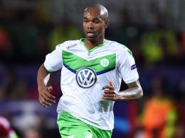 Zieht viel Positives aus der Niederlage in Manchester: Wolfsburgs Abwehrrecke Naldo.