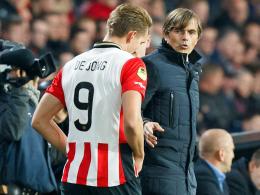 De Jong und Cocu