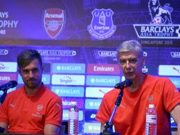 Wenger redet sich Arsenals Bayern-Bilanz sch�n