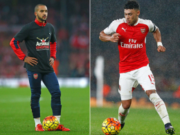 Arsenal ohne Duo gegen die Bayern