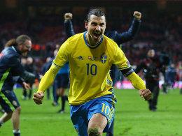 Löst in Malmö grenzenlose Begeisterung aus: Zlatan Ibrahimovic.