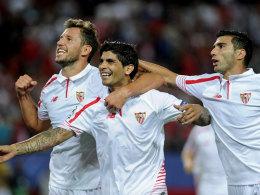 Sevilla: Borussia-Park statt der