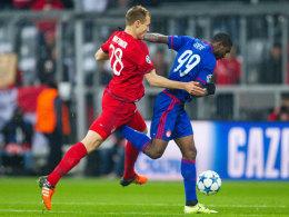 Badstuber-Rot: Sammer r�gt den Referee
