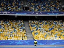Doch kein Geisterspiel f�r City in Kiew