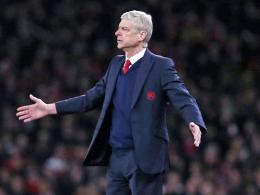 Wenger frustriert: