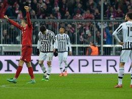 Juves Traum zerfiel in der Nachspielzeit