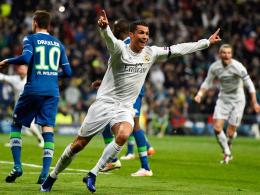 Cristiano Ronaldo beendet Wolfsburgs Halbfinaltraum