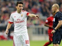 Benfica bangt um Gaitan