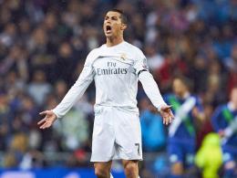 Cristiano Ronaldo jagt seinen eigenen Rekord