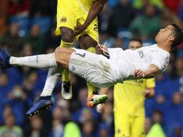 Zidane hat alle an Bord - Benzema auf der Bank?