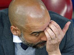 Taktik-T�ftler Guardiola fehlt das psychologische Gesp�r