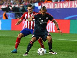 Koke kontert Bayern-Kritik: