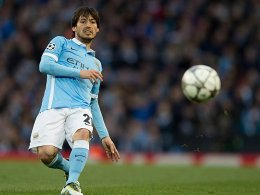 Manchester City muss auf Silva verzichten