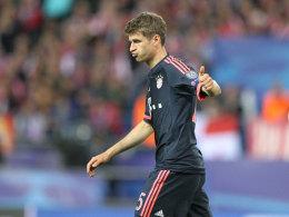 M�ller, Ribery, Boateng: Guardiolas logische Wahl