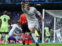 Wie 2014: Real trifft im Madrider Derby auf Atletico