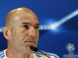 Zidanes Feuertaufe: