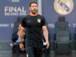 Atletico: Training mit L�rmpegel
