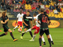 Soriano rettet Salzburg - Casciaro blamiert Celtic