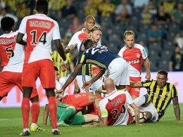 Fenerbahce vs Monaco